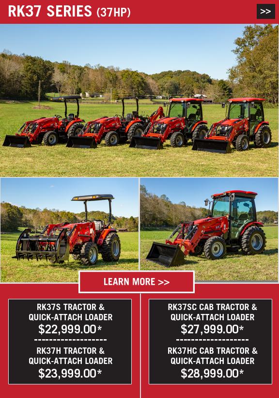 RK Tractors   More Tractor Less Price TM