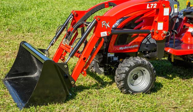 Loaders, Front End Loaders | RK Tractors