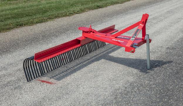 Implements   Landscape Rakes   RK Tractors