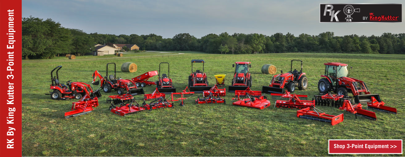 RK Tractors | More Tractor Less Price TM