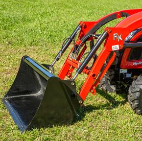 Tractors Sub-Compact | RK19 Series Tractor | RK Tractors
