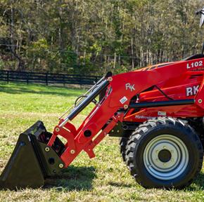 Tractors | RK37 Series Tractor | RK Tractors